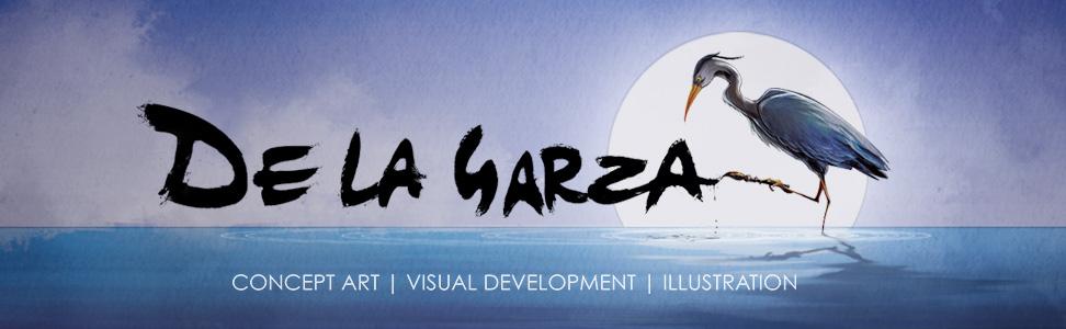 Blue Heron Design - The Art of Jeremy de la Garza