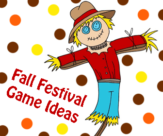 Fall Festival Game Ideas