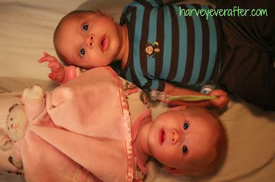 Baby President & Baby Joy