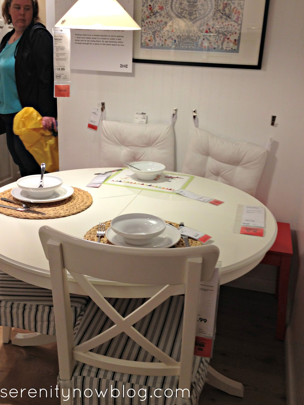 Bench kitchen table ikea. counter height dining table with bench ...