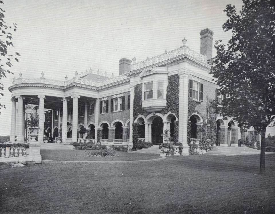 Mansions of the gilded age martin hall the martin for New house hall