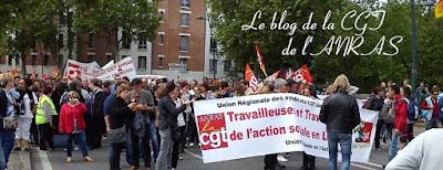 Le blog de la CGT de l'A.N.R.A.S.