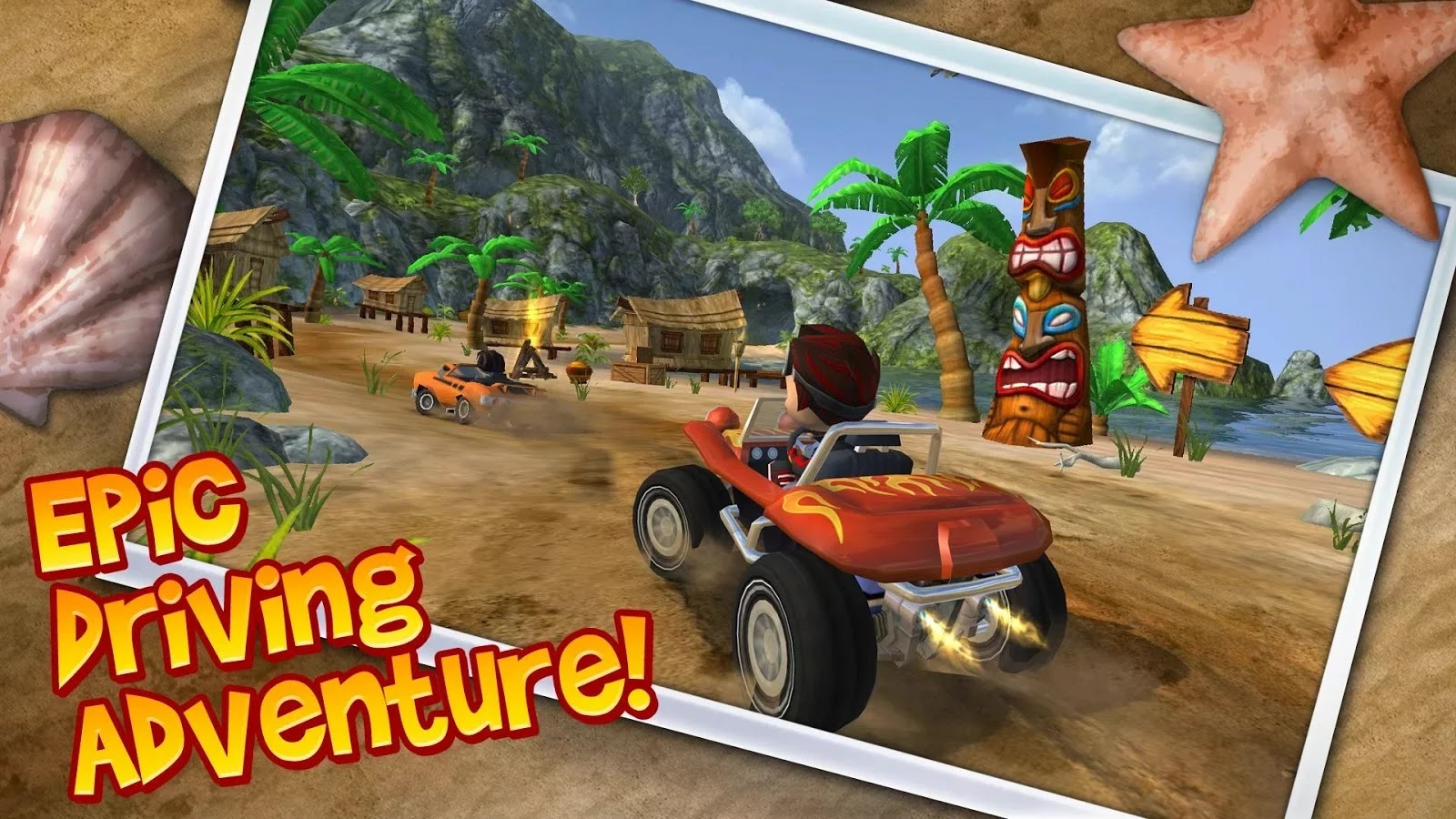 Beach Buggy Blitz v1.3.14 [Unlimited Coins]