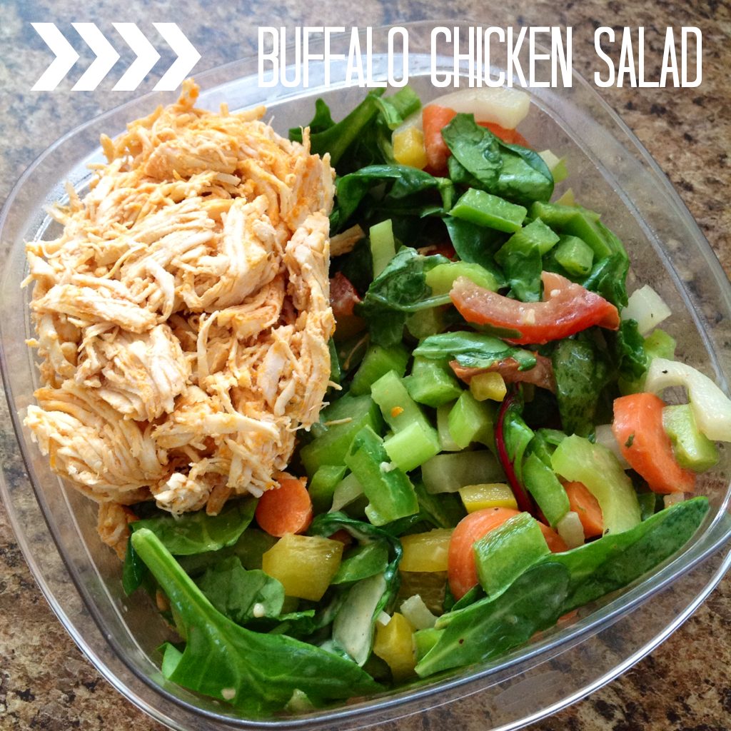 Stayin' Up With The Stanleys: Buffalo Chicken Salad