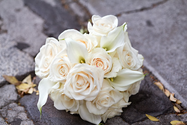 Rose Calla Lilly Bouquet