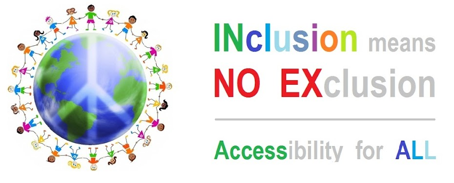INclusion means NO EXclusion