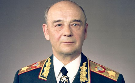 Muere el mariscal Sergei Sokolov Sokolov