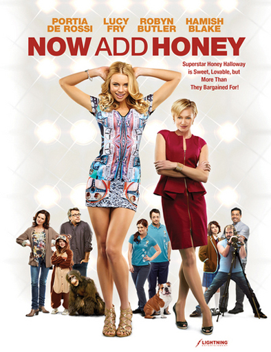 Now Add Honey (¿Qué hacemos con Honey?) (2015)