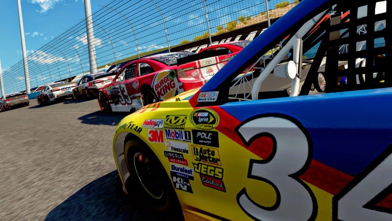NASCAR 14 screenshots