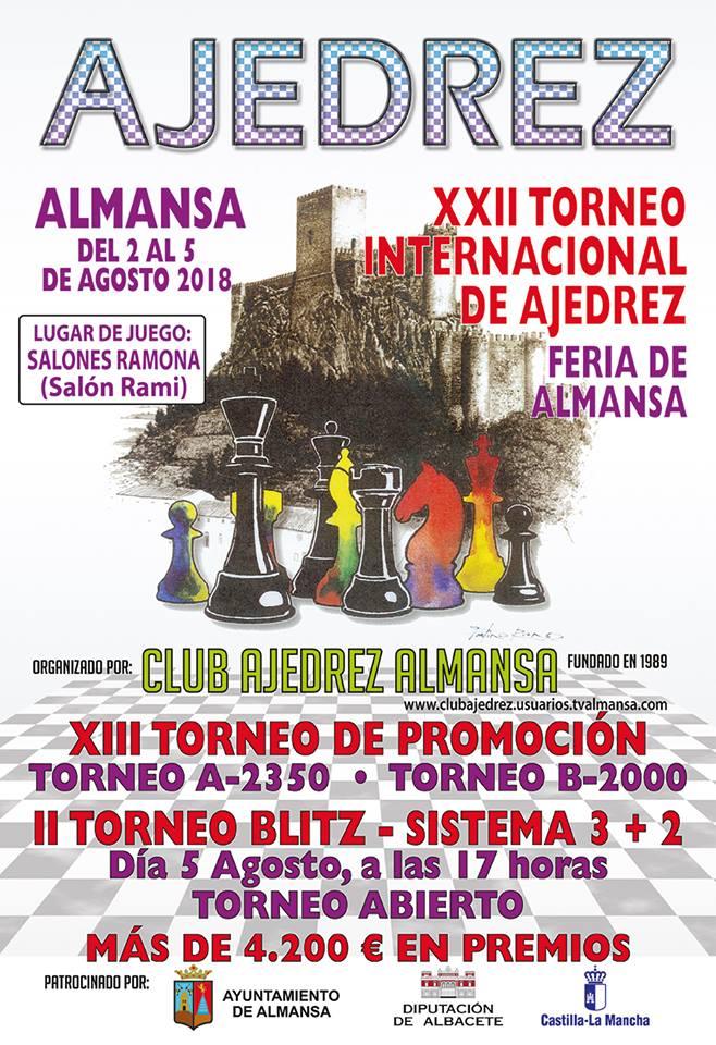 Almansa 2018 - sub 2350/sub 2000