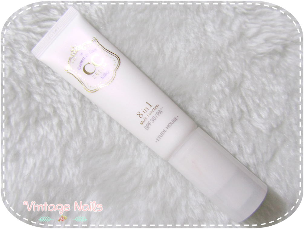 Etude House, CC Cream, cosmetica coreana, korean cosmetics