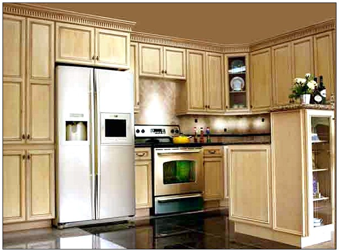 HOME DESIGN IDEAS Kitchen Cabinets Remodeling Ideas