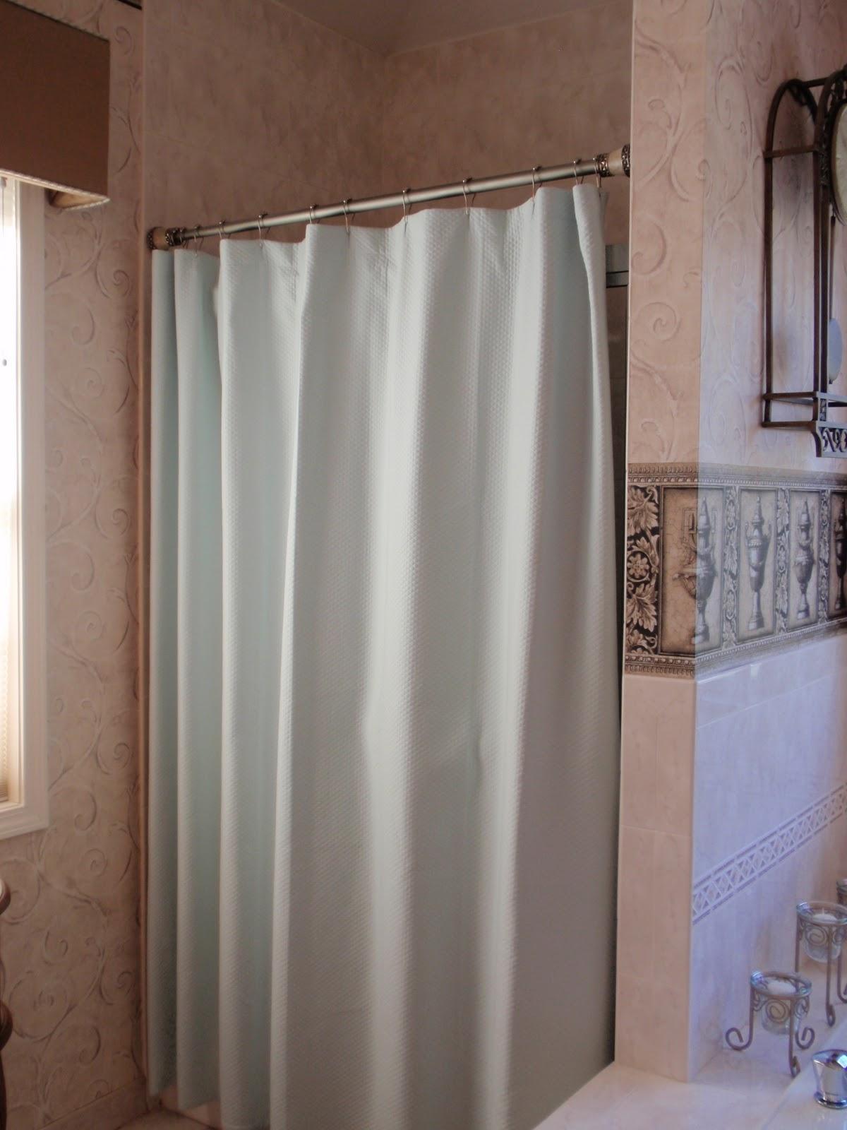 Shower Curtain From Restoration Harware