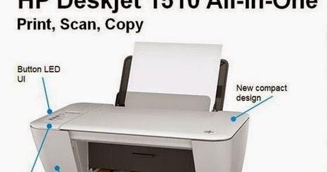 Драйвера на принтер hp deskjet 1510 для xp