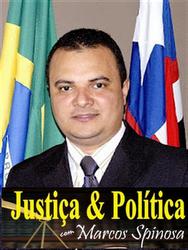 Justiça e Política com Marcos Spinosa o Advogado do J.Luiz