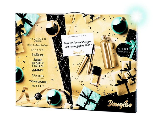 Douglas Beauty Adventskalender 2014