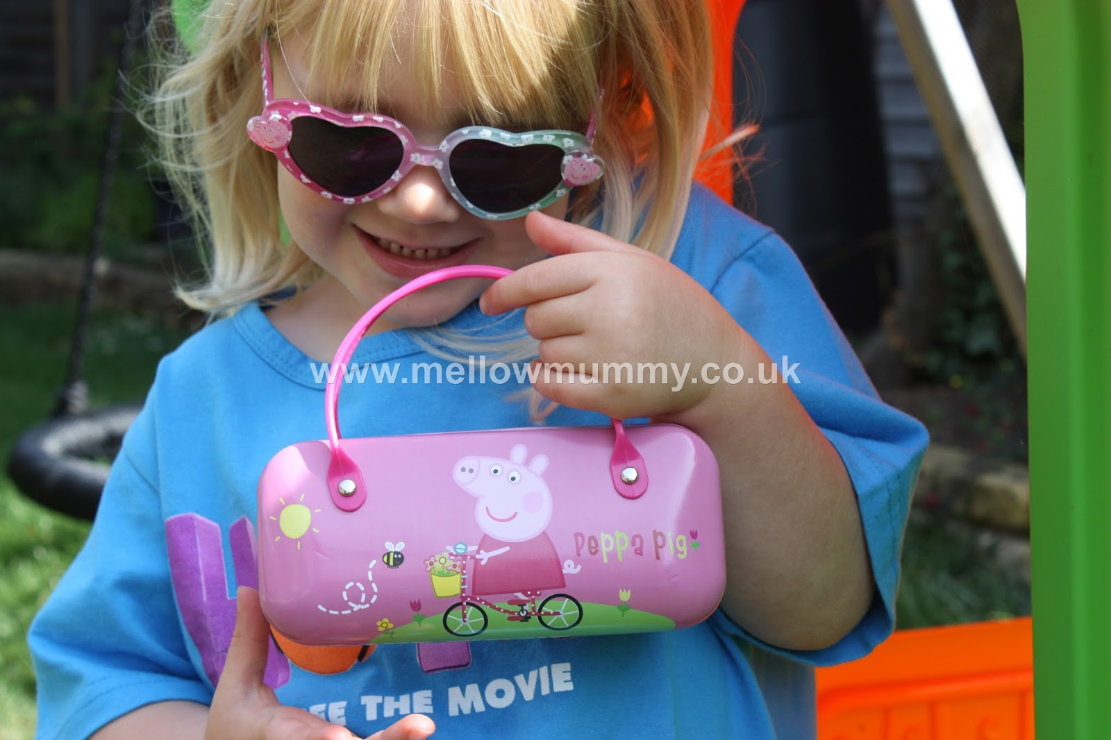 Mellow Mummy Peppa Pig Summer Holiday Fun Taking Life As It Comes