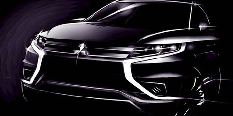 2015 Mitsubishi Outlander Crossover Latest in stormy