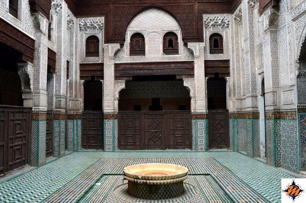 Meknes, Madrasa Bou Inania