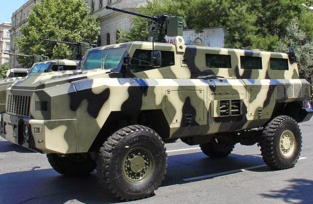 new delivery of matador and marauder 4x4 armoured from paramount