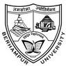 Berhampur University Recruitments (www.tngovernmentjobs.in)