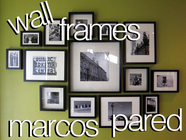 Gossip s fashion week marcos para la pared - Marcos para pared ...
