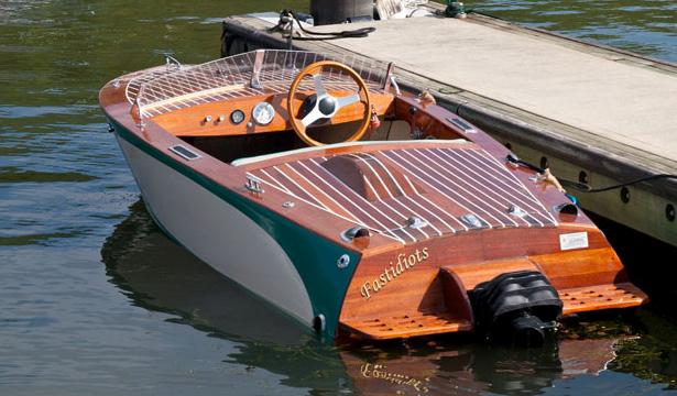 Michael's Boatbuilding Blog: April 2013