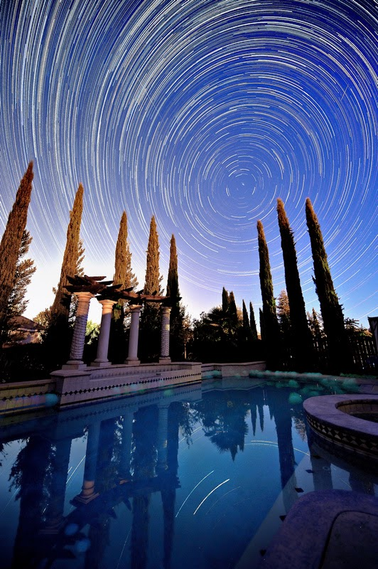 Star Trails 14