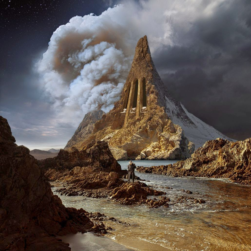 Parallel Worlds in Photographs of Karezoid Michal Karcz