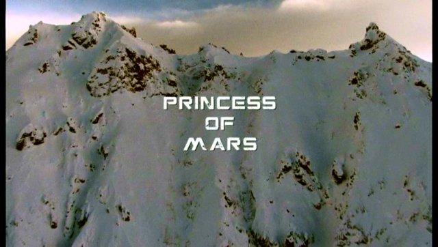 Princess of Mars title