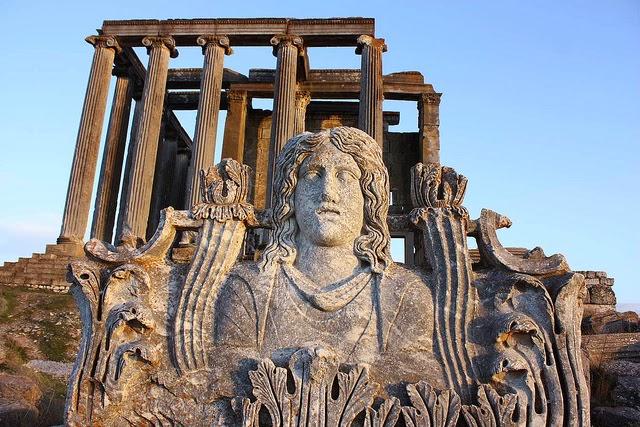Kütahya Zeus Tapınağı