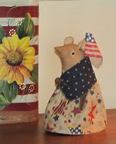 Primitive Americana Mouse