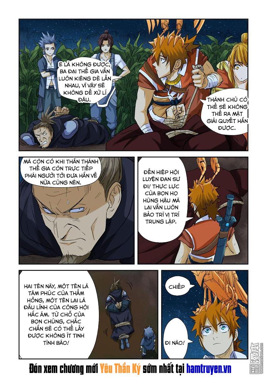 Yêu Thần Ký Chapter 116 - Hamtruyen.vn
