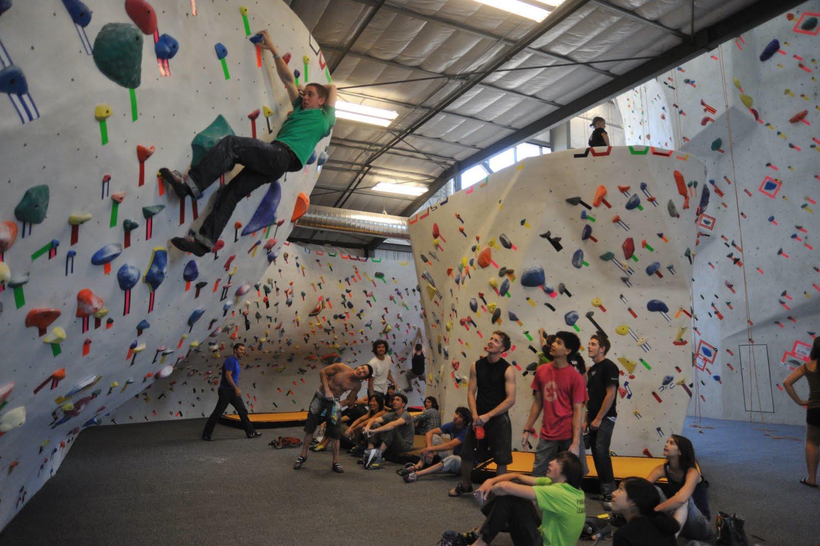Rock climbing gym fresno