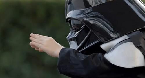 Volkswagen: Darth Vader