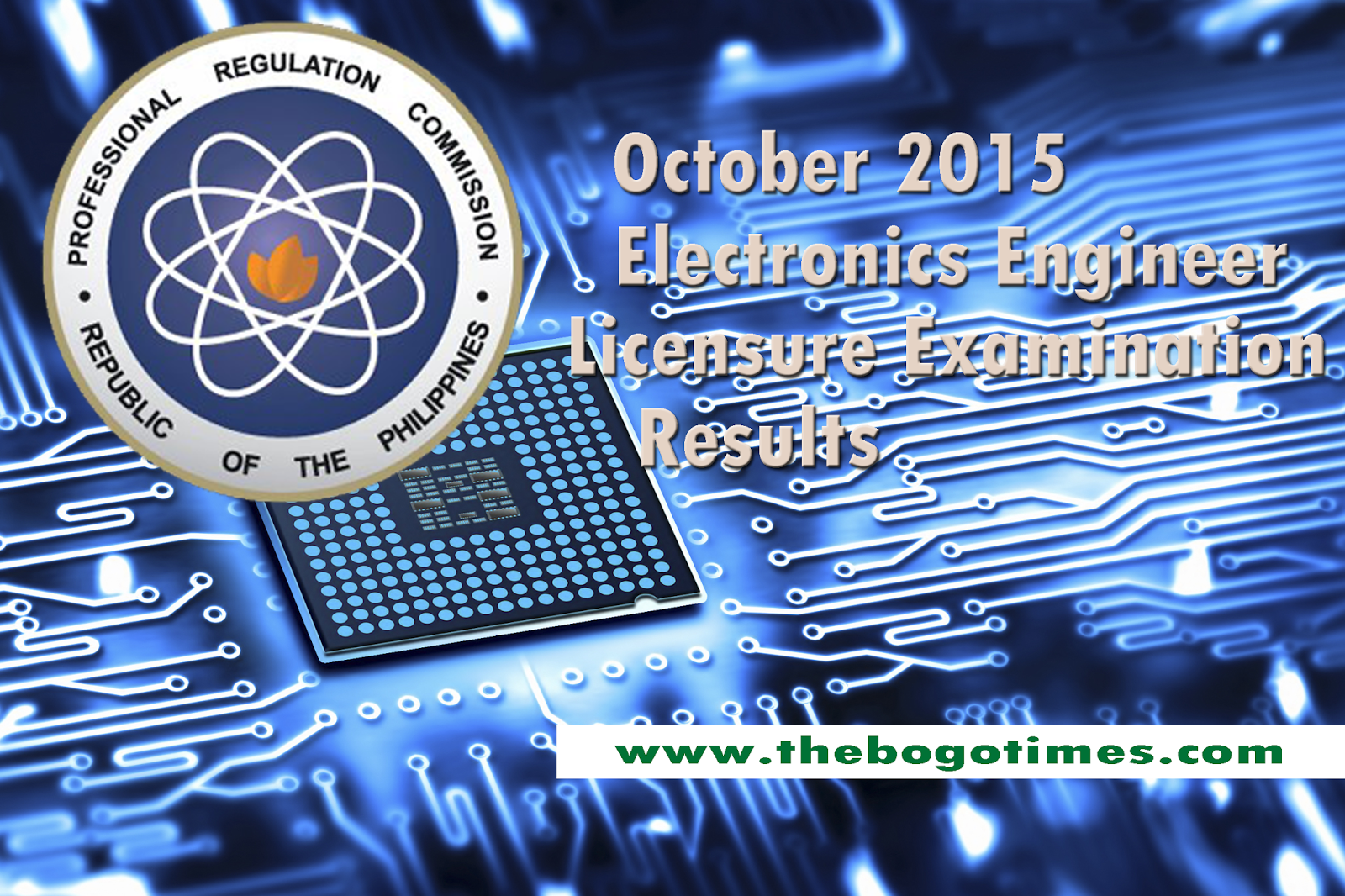 October 2015 Electronics Engineer Licensure Examination Results Page 1 (A-M)
