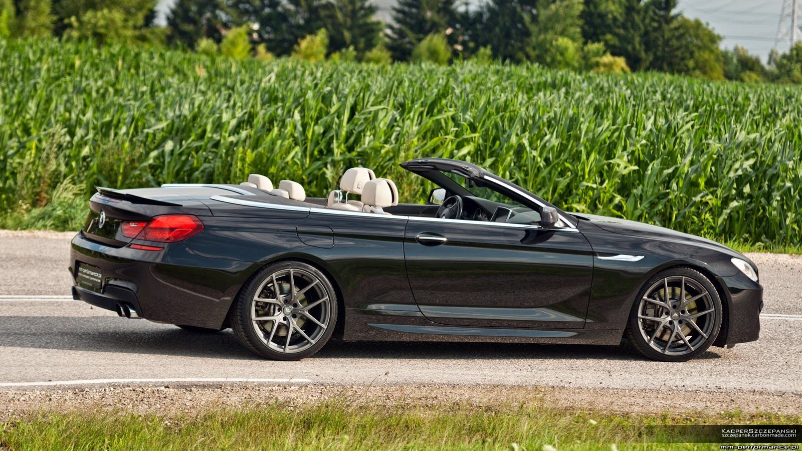 mm bmw 650i f12 cabrio tuned by mm. Black Bedroom Furniture Sets. Home Design Ideas