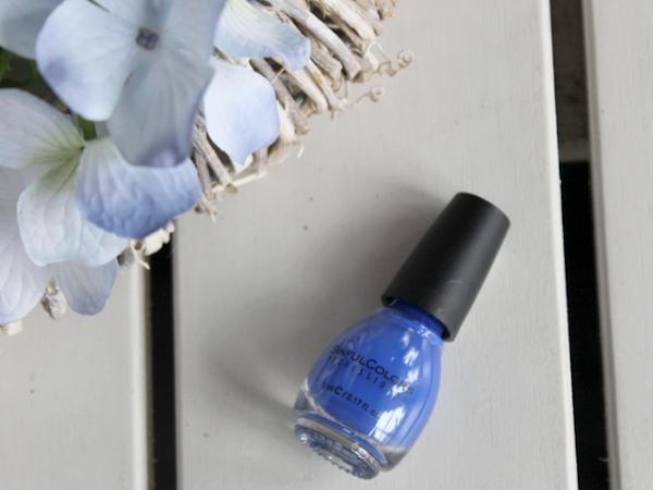 Sinful Colors - Bleu Electrique.