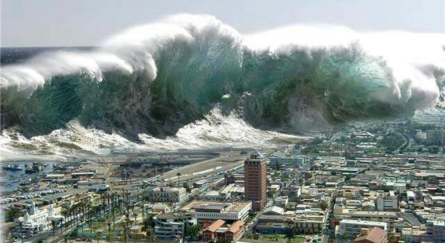 Tingkatan Enam Bencana Alam Kesan Negatif Kejadian Bencana Alam