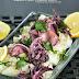 Mediterranean Baby Squids in Garlic Sauce