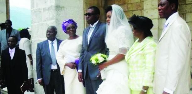 Prince Fullofgrace Ezeakas Blog Sons Wedding Controversy Pastor