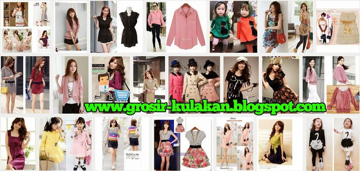 Distributor Baju Import Murah
