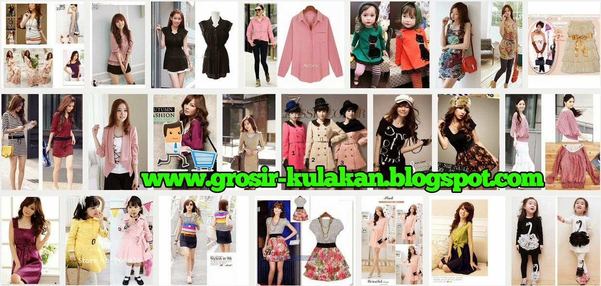 Supplier Baju Online