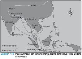 Peta Penyebaran Agama Hindu