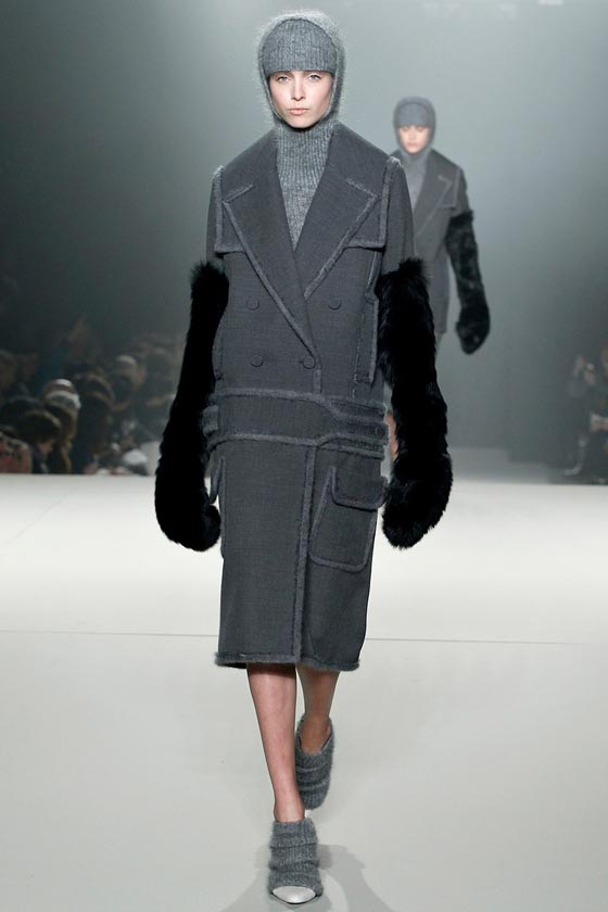 Alexander Wang fall winter 2013