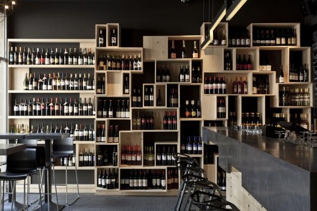 Kaper design restaurant hospitality design inspiration for Simple wine bar design