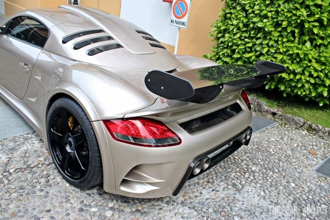 Ruf CTR-3 Club Sport Concorso d'Eleganza Carspotting