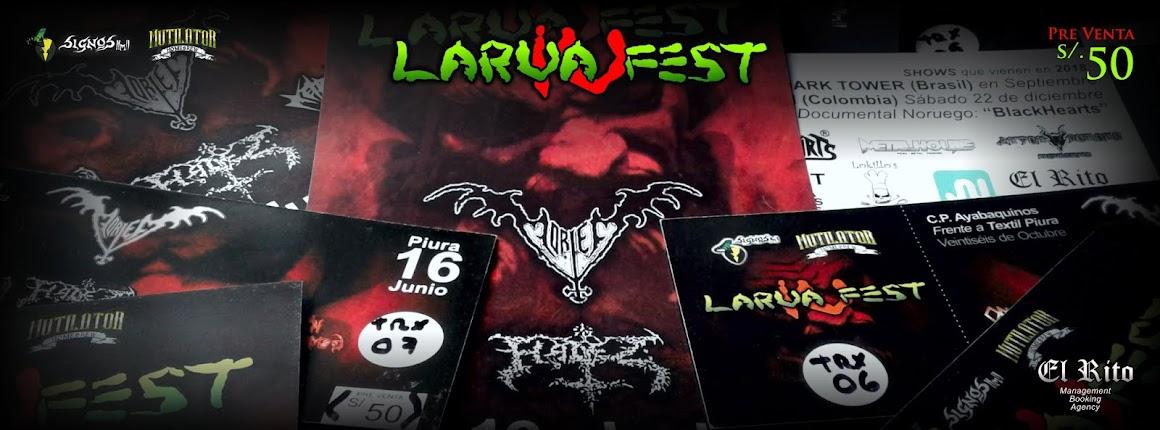 LARVA FEST IV