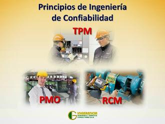 Curso Principios de Ingeniería de Confiabilidad Aplicadas a la Gestión de Mantenimiento