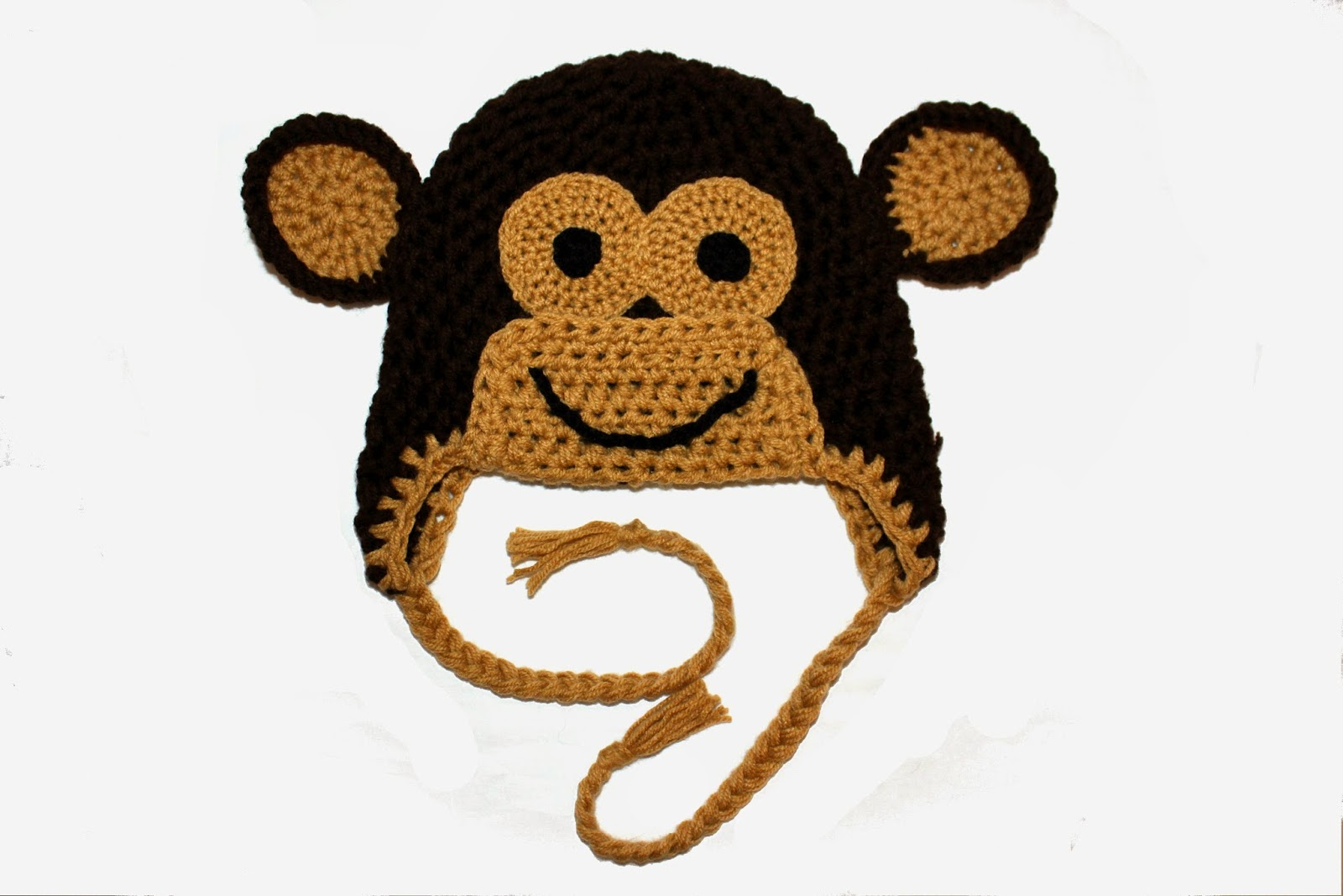 czapka małpa, czapka małpka, czapeczka małpa, małpka, czapeczka pilotka, czapka pilotka